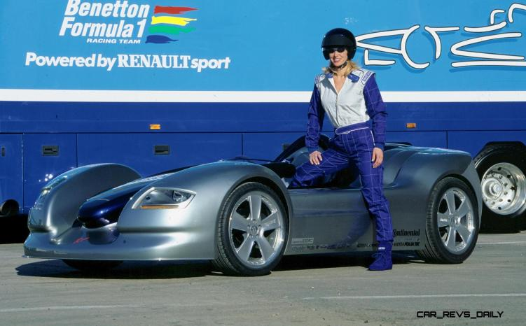 Concept Flashback - 2001 RINSPEED Rone 10