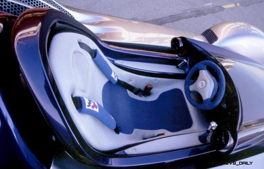 Concept Flashback - 2001 RINSPEED Rone 13
