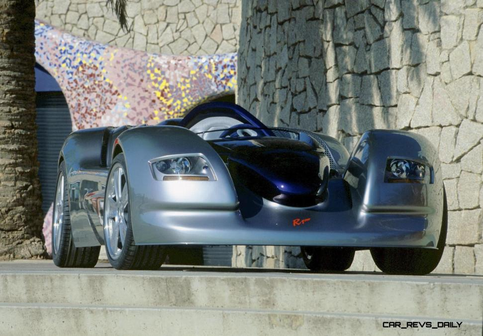 Concept Flashback - 2001 RINSPEED Rone 15