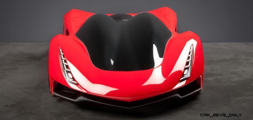 Ferrari Design Challenge 2015 - Duo 4