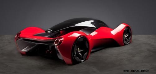 Ferrari Design Challenge 2015 - FuTurismo 4