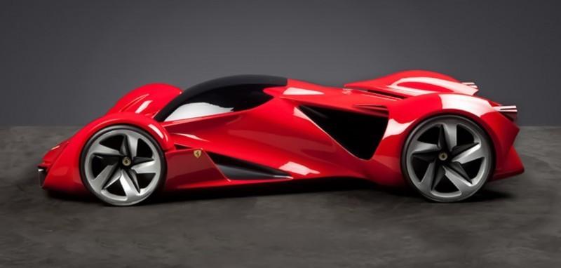 Ferrari Design Challenge 2015 - Intervallo 2