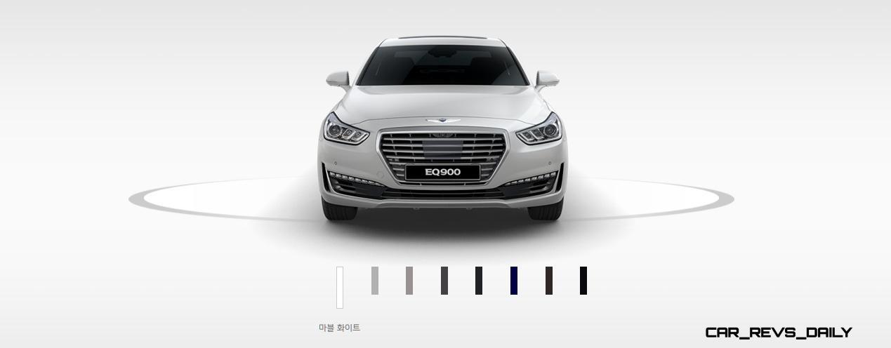 Genesis G90 Stills 26