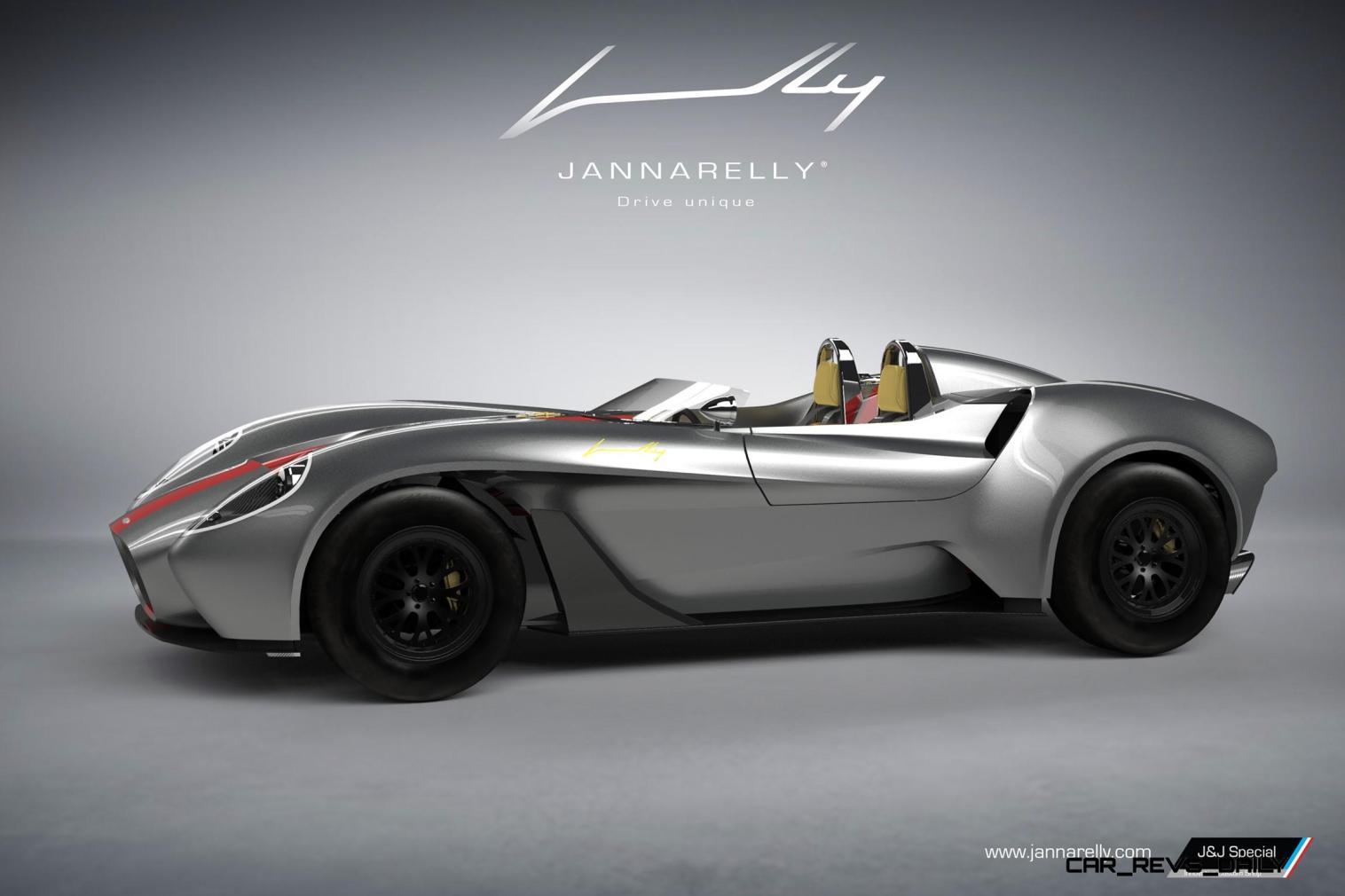 Jannarelly Design JD1 Prototyping 9