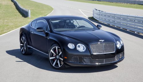 Le Mans Limited Edition Continental GT W12