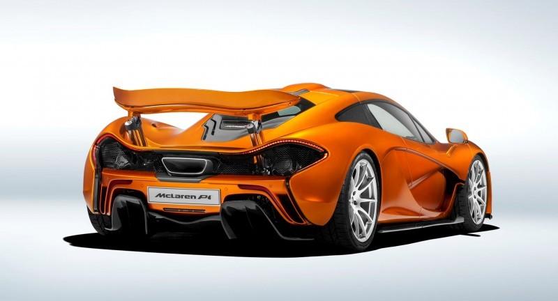 McLaren Wraps P1 Production 4