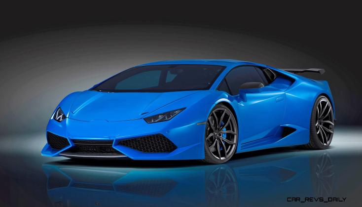 NOVITEC TORADO Lamborghini HURACAN N-LARGO Widebody 1