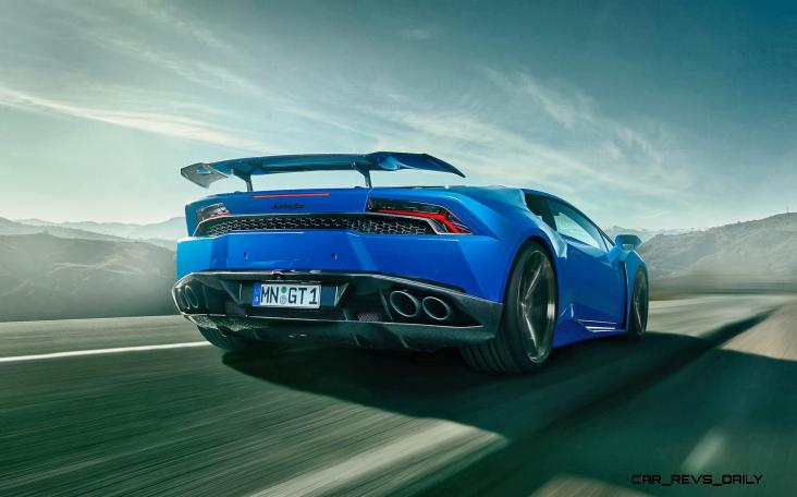 NOVITEC TORADO Lamborghini HURACAN N-LARGO Widebody 30
