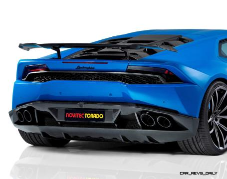 NOVITEC TORADO Lamborghini HURACAN N-LARGO Widebody 6