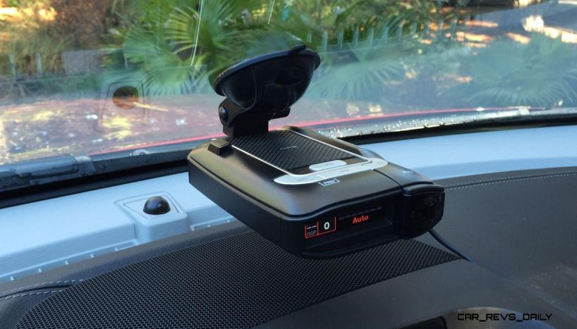 Review - ESCORT Max360 Radar Detector 1