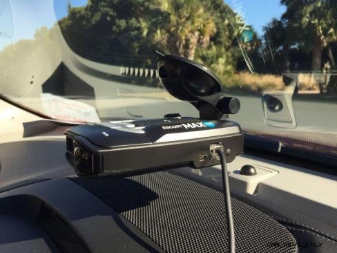 Review - ESCORT Max360 Radar Detector 21