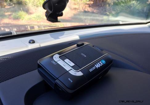Review - ESCORT Max360 Radar Detector 24