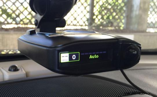 Review - ESCORT Max360 Radar Detector 7