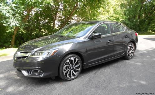 2016 Acura ILX Review 3