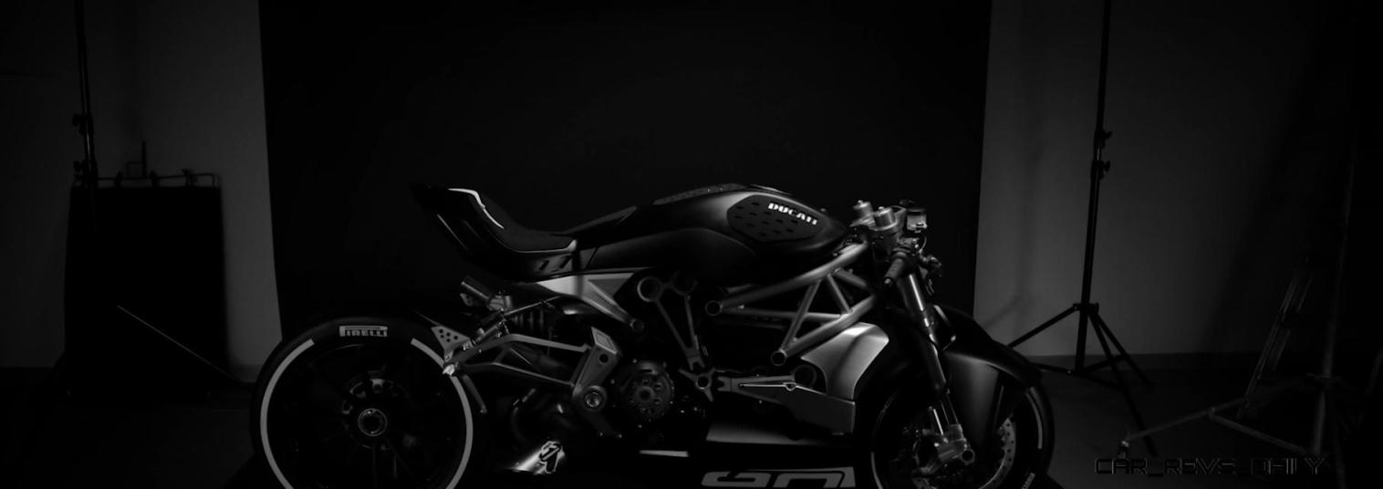 2016 DUCATI DraXter Concept Stills 14