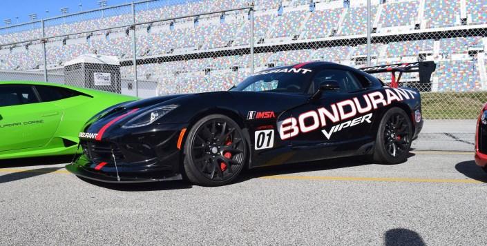 2016 Dodge VIPER ACR - Bondurant Black 21
