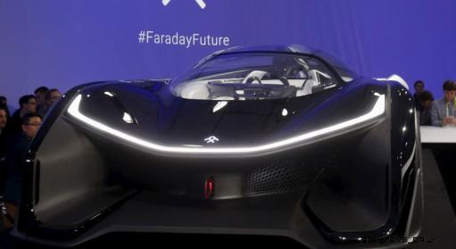 2016 Faraday Future FFZERO1 Concept 17