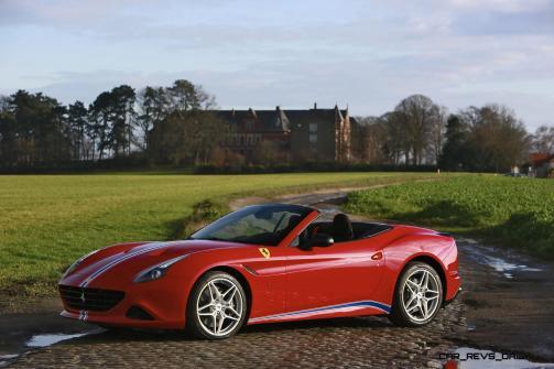 2016 Ferrari California T Red Tailor Made 14