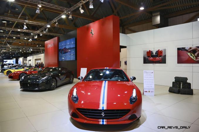 2016 Ferrari California T Red Tailor Made 19