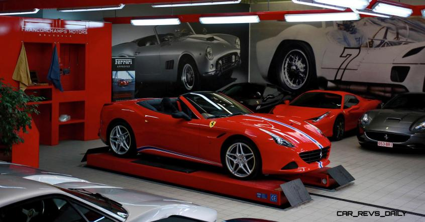 2016 Ferrari California T Red Tailor Made 2 copy