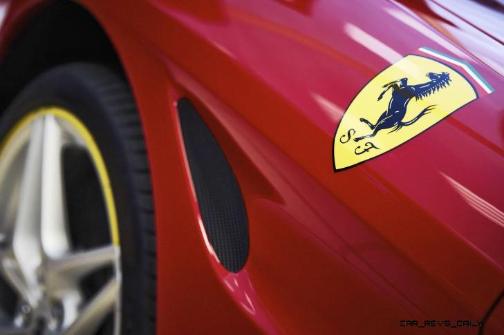 2016 Ferrari California T Red Tailor Made 2
