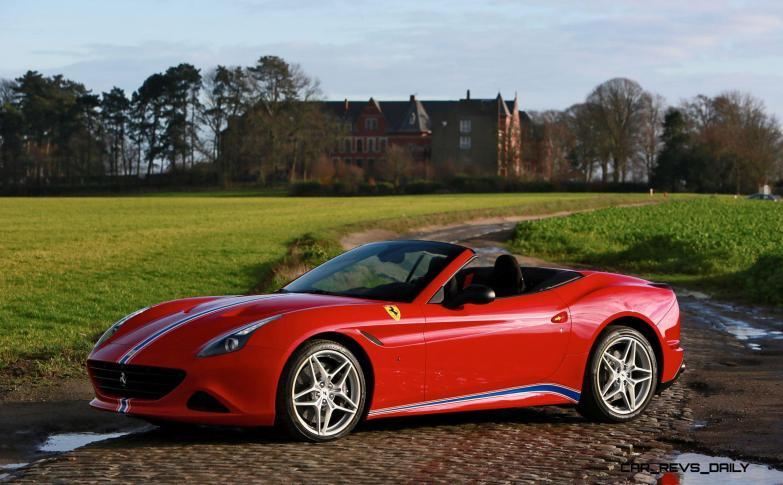 2016 Ferrari California T Red Tailor Made 3 copy
