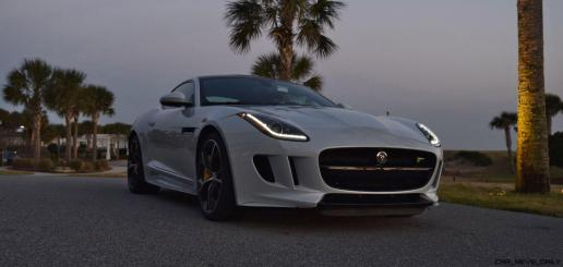 2016 JAGUAR F-Type R AWD White with Black Pack 26
