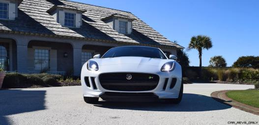 2016 JAGUAR F-Type R AWD White with Black Pack 44