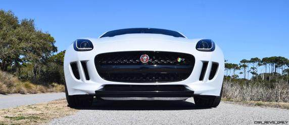 2016 JAGUAR F-Type R AWD White with Black Pack 62