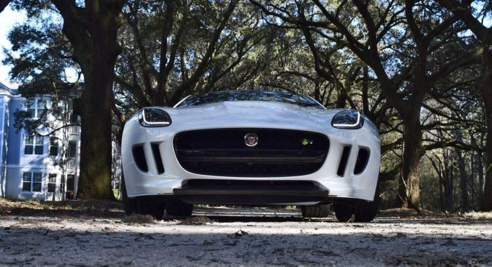 2016 JAGUAR F-Type R AWD White with Black Pack 92