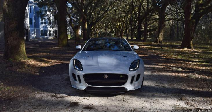 2016 JAGUAR F-Type R AWD White with Black Pack 94