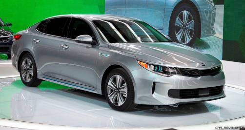 2016 KIA Optima Hybrid 10