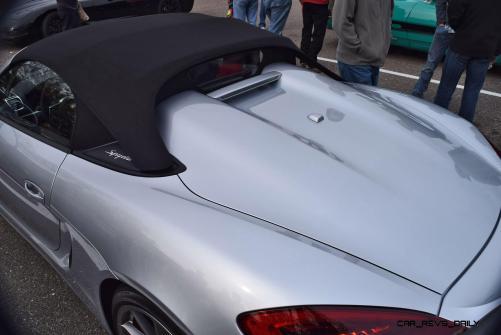 2016 Porsche BOXSTER SPYDER 24