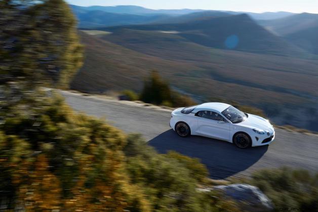 2016 Renault ALPINE Vision Concept 30