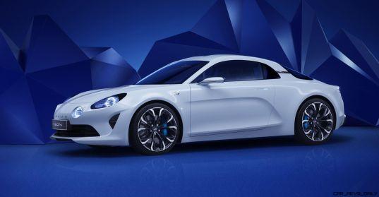 2016 Renault ALPINE Vision Concept 51