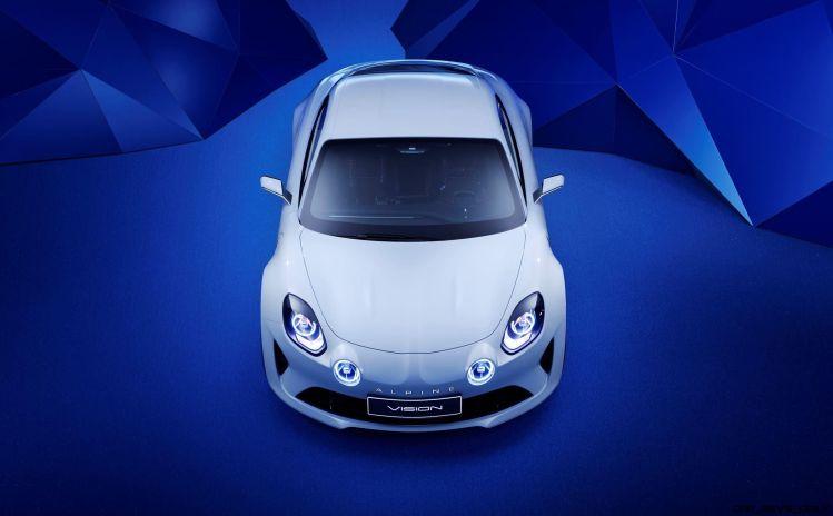 2016 Renault ALPINE Vision Concept 55