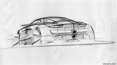 2016 Renault ALPINE Vision Concept 7