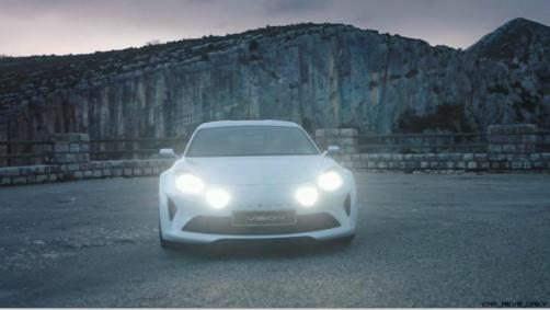 2016 Renault ALPINE Vision Concept - Video Stills 10