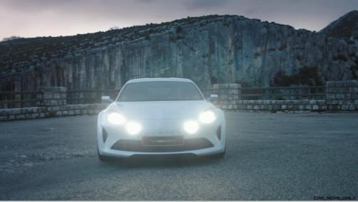 2016 Renault ALPINE Vision Concept - Video Stills 11