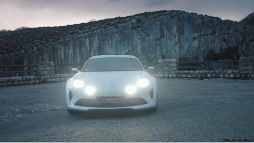 2016 Renault ALPINE Vision Concept - Video Stills 12