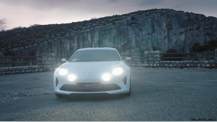 2016 Renault ALPINE Vision Concept - Video Stills 13