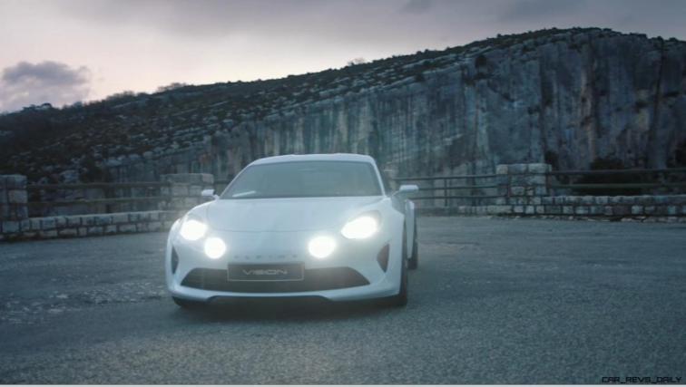 2016 Renault ALPINE Vision Concept - Video Stills 15