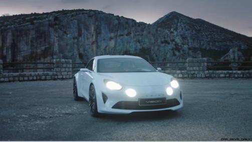 2016 Renault ALPINE Vision Concept - Video Stills 2