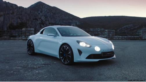 2016 Renault ALPINE Vision Concept - Video Stills 50