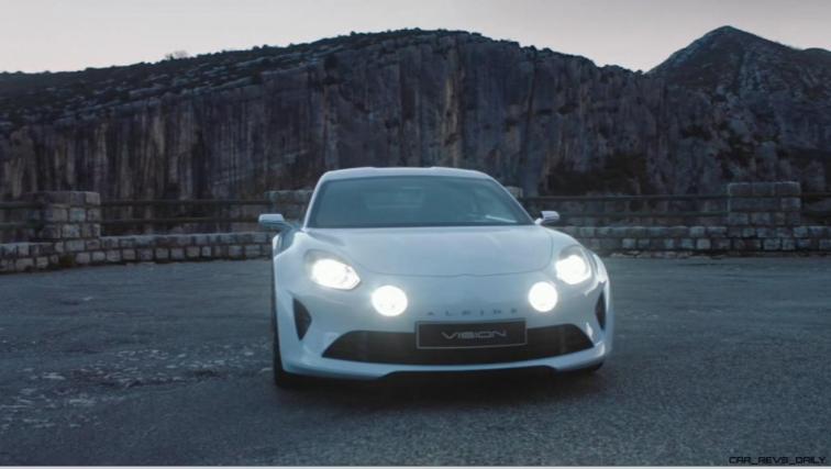 2016 Renault ALPINE Vision Concept - Video Stills 55