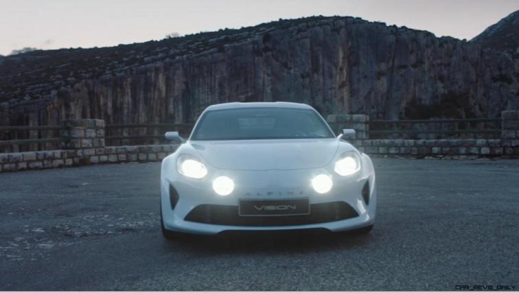 2016 Renault ALPINE Vision Concept - Video Stills 57
