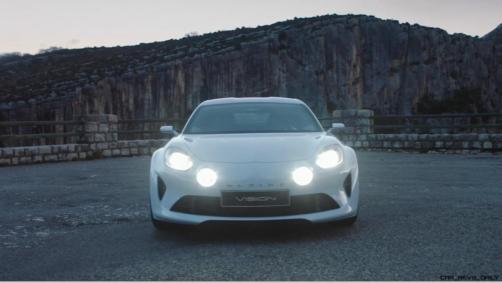 2016 Renault ALPINE Vision Concept - Video Stills 58