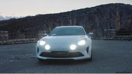 2016 Renault ALPINE Vision Concept - Video Stills 59