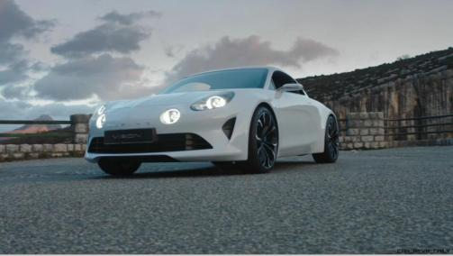 2016 Renault ALPINE Vision Concept - Video Stills 68