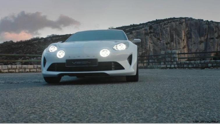 2016 Renault ALPINE Vision Concept - Video Stills 73